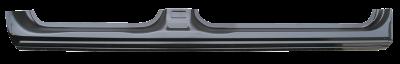 F150 Pickup - 2009-2014 - 09-'14 FORD F150 CREW CAB ROCKER PANEL, PASSENGER'S SIDE