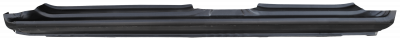 Civic - 1988-1991 - 88-'91 HONDA CIVIC SEDAN ROCKER PANEL, DRIVER'S SIDE