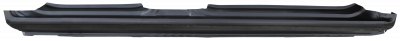 Civic - 1988-1991 - 88-'91 HONDA CIVIC SEDAN ROCKER PANEL, PASSENGER'S SIDE