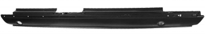 W116 - 1972-1980 - 72-'80 MERCEDES W116 ROCKER PANEL 4 DOOR EXCLUDES SEL MODEL, PASSENGER'S SIDE