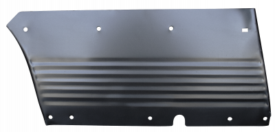 107 - 1972-1984 - 73-'80 MERCEDES SL LOWER FRONT REAR QUARTER PANEL SECTION, PASSENGER'S SIDE