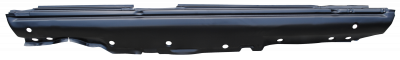 81-'91 MERCEDES W126 S-CLASS ROCKER PANEL (W/O SEL), PASSENGER'S SIDE