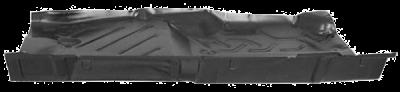 W123 - 1976-1986 - 76-'86 MERCEDES W123 FULL FLOOR PAN, DRIVER'S SIDE
