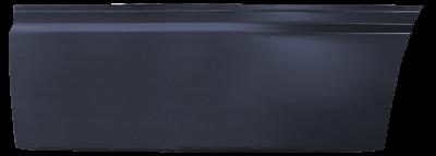 9000 - 1985-1998 - 85-'98 SAAB 9000 REAR LOWER DOOR SKIN, DRIVER'S SIDE