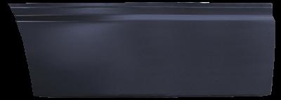 9000 - 1985-1998 - 85-'98 SAAB 9000 REAR LOWER DOOR SKIN, PASSENGER'S SIDE