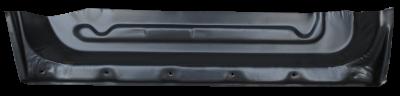 9000 - 1985-1998 - 85-'98 SAAB 9000 REAR INNER DOOR BOTTOM, PASSENGER'S SIDE