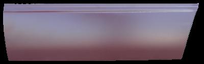 760 - 1983-1992 - 83-'92 VOLVO 740 & 760 RR LWR DOOR SKIN (SEDAN) DRIVER'S SIDE