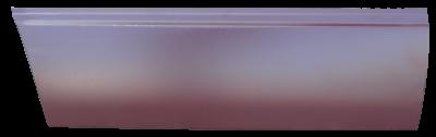 760 - 1983-1992 - 83-'92 VOLVO 740 & 760 RR LWR DOOR SKIN (SEDAN) PASSENGER'S SIDE
