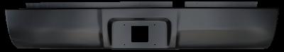 Ram Pickup - 1994-2001 - 94-'01 DODGE RAM REAR ROLL PAN WITH LICENSE BRACKET