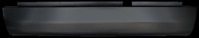 Ram Pickup - 1994-2001 - 94-'01 DODGE RAM REAR ROLL PAN WITHOUT LICENSE BRACKET