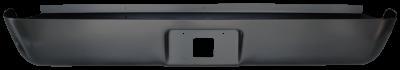 Silverado Pickup - 2007-2013 - 07-'11 CHEVROLET SILVERADO REAR ROLL PAN WITH LICENSE BRACKET