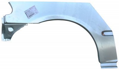 Civic - 1992-1995 - 92-'95 HONDA CIVIC HATCHBACK 2 DOOR REAR WHEEL ARCH, PASSENGER'S SIDE