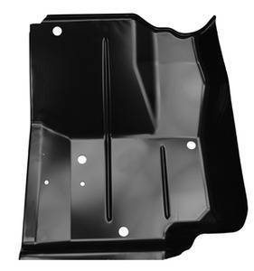 CJ7 - 1976-1986 - 76-'95 JEEP WRANGLER FRONT FLOOR PAN, DRIVER'S SIDE