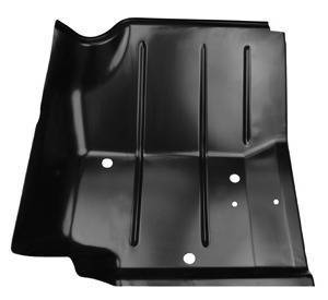 CJ7 - 1976-1986 - 76-'95 JEEP WRANGLER FRONT FLOOR PAN, PASSENGER'S SIDE