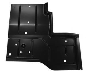 CJ7 - 1976-1986 - 76-'95 JEEP WRANGLER REAR FLOOR PAN, DRIVER'S SIDE