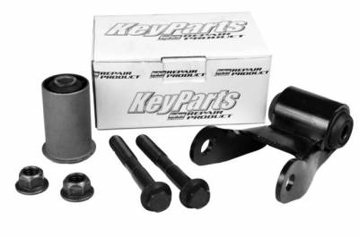 Yukon - 2000-2006 - 88-'07 CHEVY/GMC SILVERADO & SIERRA REAR LEAF SPRING SHACKLE KIT
