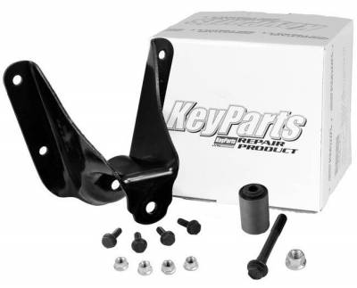 F150 Pickup - 1992-1996 - 92-'96 FORD F150 2WD FRONT OF REAR LEAF SPRING HANGER KIT