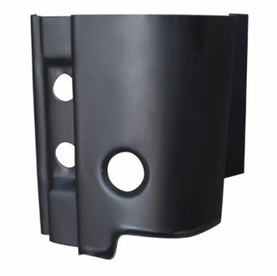 Beetle - 1946-1979 - 49-'79 VW BEETLE & SUPER BEETLE LOWER DOOR HINGE PILLAR, DRIVER'S SIDE