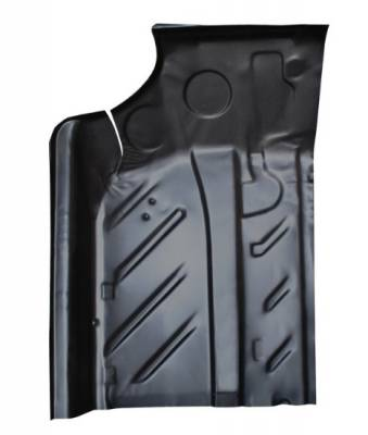 Jetta - 1985-1992 - 85-'92 VW GOLF & JETTA FRONT FLOOR PAN, DRIVER'S SIDE