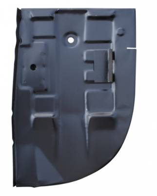 Bus - 1950-1979 - 68-'72 VW BUS BATTERY TRAY