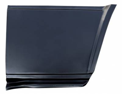 Bus - 1980-1990 - 80-'90 VW BUS FRONT LOWER REAR WHEEL ARCH SECTION, DRIVER'S SIDE