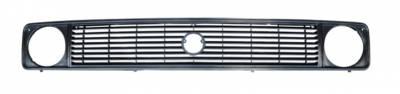 Bus - 1980-1990 - 80-'85 VW TRANSPORTER GRILLE, UPPER SECTION