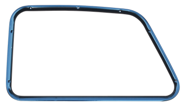 Pickup - 1947-1954 - 47-'50 CHEVROLET/GMC PICKUP INNER WINDOW FRAME, PAINT TO MATCH, DRIVER'S SIDE