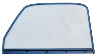 Pickup - 1947-1954 - '47-'50 CHEV/GMC WINDOW GLASS WITH PAINTED TRIM DRIVER'S SIDE