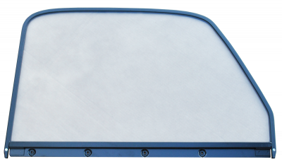 Pickup - 1947-1954 - '47-'50 CHEV/GMC WINDOW GLASS WITH PAINTED TRIM PASSENGER'S SIDE
