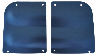 Pickup - 1955-1959 - 55-59 CHEV/GMC DOOR HINGE ACCESS COVER PLATE SET