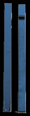 Pickup - 1960-1966 - '60-'66 CHEV/GMC PICKUP FUEL TANK STRAP SET (2PC)
