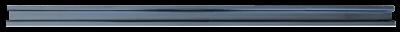 Pickup - 1967-1972 - '67-'72 CHEVROLET/GMC STEEL FLOOR PICKUP CENTER REINFORCEMENT STRIP (2 PER BED BETWEEN WHEEL TUBS)