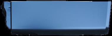 F150 Pickup - 2009-2014 - '04-'14 F150 SUPER CAB RR DR LWR DR SKIN DRIVER'S SIDE