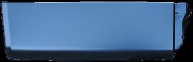 F150 Pickup - 2009-2014 - '04-'14 F150 SUPER CAB RR DR LWR DR SKIN PASSENGER'S SIDE