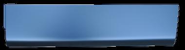 F150 Pickup - 2009-2014 - '04-'14 F150 CREW CAB RR DR LWR DR SKIN DRIVER'S SIDE