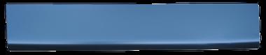 F150 Pickup - 2004-2008 - '04-'08 F150 SUPER CAB FRT DR LWR DOOR SKIN* (FITS ALL 2009-2014 F150 FRONT DOORS) DRIVER'S SIDE