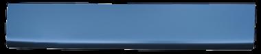 F150 Pickup - 2004-2008 - '04-'08 F150 SUPER CAB FRT DR LWR DOOR SKIN* (FITS ALL 2009-2014 F150 FRONT DOORS) PASSENGER'S SIDE