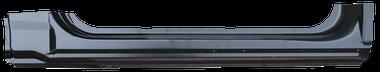 F150 Pickup - 2009-2014 - '09-'14 F150 STANDARD CAB ROCKER PANEL DRIVER'S SIDE