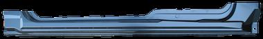 F150 Pickup - 2009-2014 - 2009-2014 F-150 Super Cab (Xtd cab) rocker panel DRIVER'S SIDE