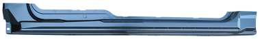F150 Pickup - 2009-2014 - 2009-2014 F-150 Super Cab (Xtd cab) rocker panel PASSENGER'S SIDE