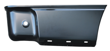 F150 Pickup - 2009-2014 - 09-'14 FORD F150 LOWER REAR BED SECTION, W/O MOLDING HOLES, PASSENGER'S SIDE