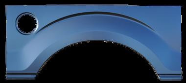 F150 Pickup - 2009-2014 - 2009-2014 F-150 REAR WHEEL ARCHES W/O MLDG HOLES DRIVER'S SIDE