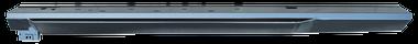 Ranger - 2001-2012 - '98-'11 RANGER 2DR EXTENDED CAB ROCKER PANEL DRIVER'S SIDE