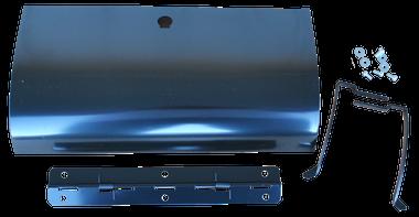 55-59 CHEV/GMC GLOVE BOX DOOR KIT - Image 2