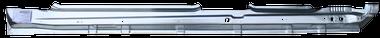 - 2001-2009 JAGUAR X-TYPE ROCKER PANEL DRIVER'S SIDE