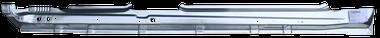 - 2001-2009 JAGUAR X-TYPE ROCKER PANEL PASSENGER'S SIDE