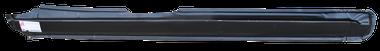 88-92 Mazda 626 rocker panel passenger's side