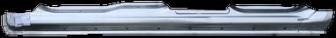 Vitara - 2006-2013 - 2006-2013 SUZUKI GRAND VITARA ROCKER PANEL DRIVER'S SIDE