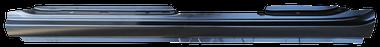 2003-2008 TOYOTA COROLLA ROCKER PANEL DRIVER'S SIDE - Image 2