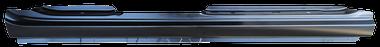 2003-2008 TOYOTA COROLLA ROCKER PANEL PASSENGER'S SIDE - Image 2